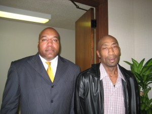 Alvin Clay and Roy Lee Russell