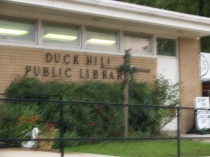 The Duck Hill Public Library