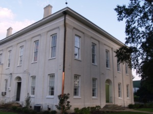The Carroll County Courthouse