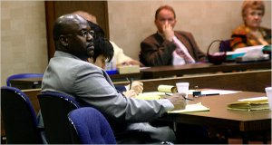 Curtis Flowers at trial