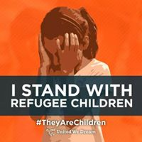 I stand with children