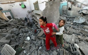 Gaza children