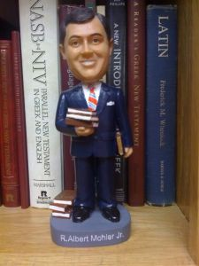 Al Mohler action figure