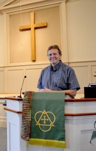 The Reverend John Shuck