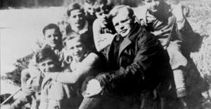 Bonhoeffer working with disadvantaged German youth after his return from America.