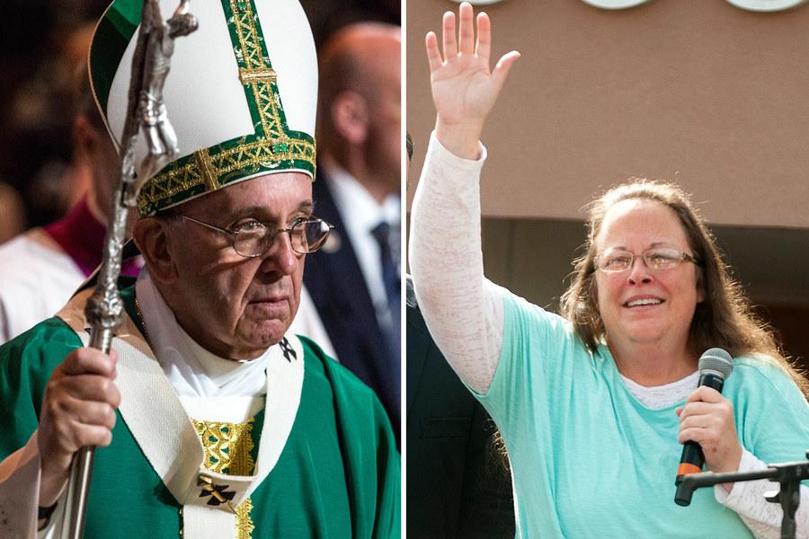 pope-francis-kim-davis-meeting