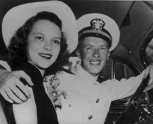Carter in the Navy