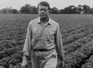 Jimmy on the farm